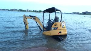 Water accident covered by Rental Equipment Protection from J.T. Bates Insurance Group